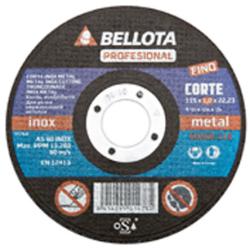 DISCO CORTE METAL 115*3*22 PROF A24RBF DRONCO UNIF