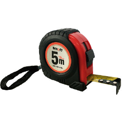 CINTA METRICA 3M*16MM C/F GM-1386/B GOMA UNIF