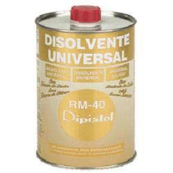 BOTE DISOLVENTE UNIVERSAL RM40 1L DIPISTOL UNIF