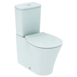 TAZA WC CONNECT AIR ADOSADO E013701 ID STD ALC