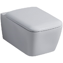 TAPA WC ICON SQUARE AMORT 500.434.01.1 GEBERIT