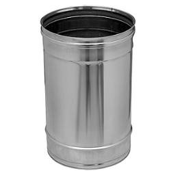 TUBO INOX 316 S/P 150*293 DINAK
