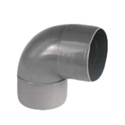 CODO PVC 110*87º