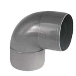 CODO PVC 50*87º