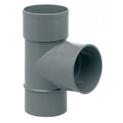 PVC 110*87º INJERTO/DERIVACION SIMPLE