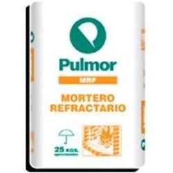 SACO MORTERO REFRACTARIO MRF 25K PULMOR