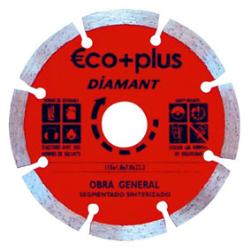 DISCO DIAMANTE 115*7 SEGMENT E+P ECOPLUS UNIF